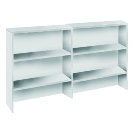 OM Office Overhead Hutch Bookcase W1200mm