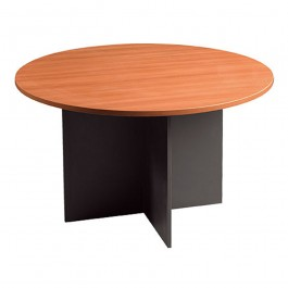 Office Round Meeting Conference Table D900mm / D1200mm