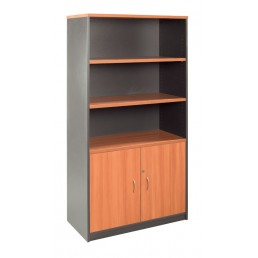 OM Premier Office Half Door Cabinet H1800mm