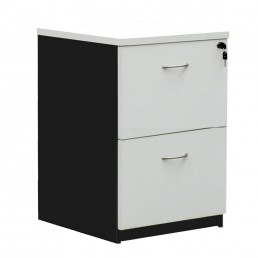 NEW Office Filling Cabinet 2 Drawer Office Storage Furniture Multi Colour Option