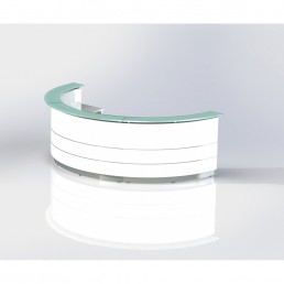 Polaris Reception Counter Round  Reception - code: FCIRJ