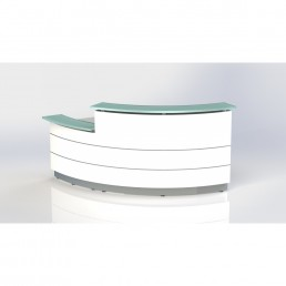 Polaris Reception Counter   W2720*D805*H1120  CODE:FF