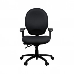 Duro Heavy Duty Medium Back Ergonomic Chair