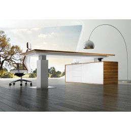 Evolution Executive Electric Height Adjustable Desk
