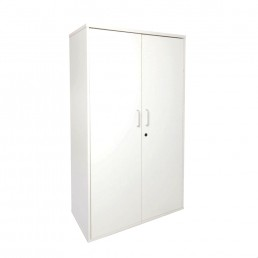 Stationery Cupboard 4 Shelves Lockable 1800mm