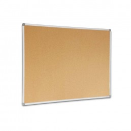 Corporate Cork Pinboards Aluminium Frame