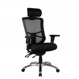 Ultimo High Mesh Back Operator Chair