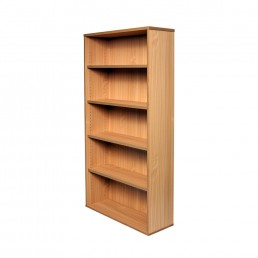 Office Open Bookcase H1800mm / H1200mm