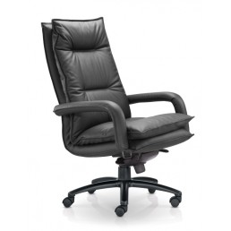 Bliss High Back Quality Leather Chair