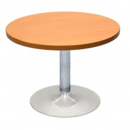 Chrome Base Coffee Table