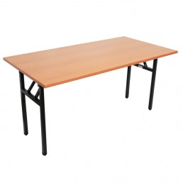 Hayley Steel Framed Folding Table