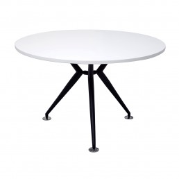 Steel Frame Round Table-1200mm