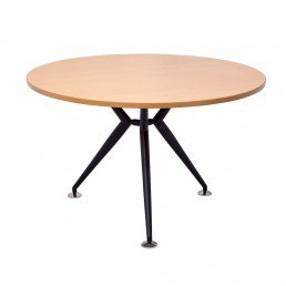 Steel Frame Round Table - 900mm