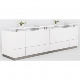 Hugo Plus Reception Desk