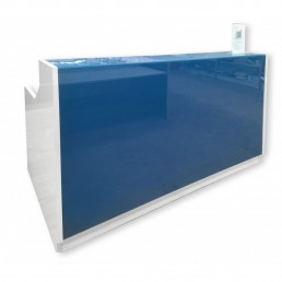 Roma Modern Office Reception Counter  Muti Option