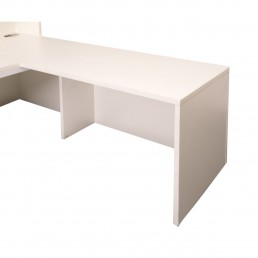 Open Return  for White 2000 Reception Counter