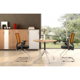 Novara Executive Meeting Table with Multiple Color Options