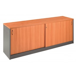 Sliding Door Buffet Lockable W1200mm