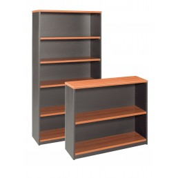 OM Office Open Bookcase H1500mm
