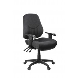 Oxford Executive Medium Back Ergonomic Chair High/Mid Back
