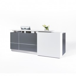 Calvin Stylish Office Reception Counter Multi Option
