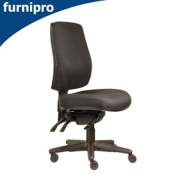 Spark Ergonomic Back Support Chair Lumba Support High Back