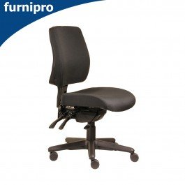 Spark Ergonomic Back Support Chair Lumba Support Medium Back