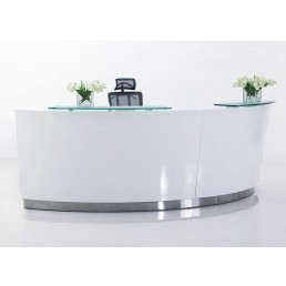 Evo Reception Counter EVO2H (One Standard Height Plus One Lower Height) W3215