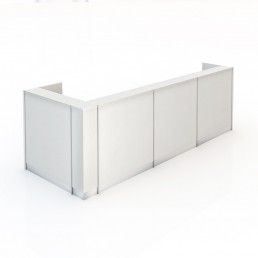 Kent Office Reception Counter Multi Option 3595mm