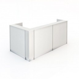 Kent Office Reception Counter Multi Option 2495mm