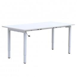 Manual Height Adjustable Desk Metal Frame