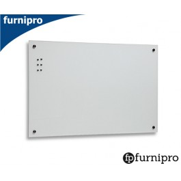 Premium White Magnetic Glass Boards & Whiteboard with Glass Pen Tray