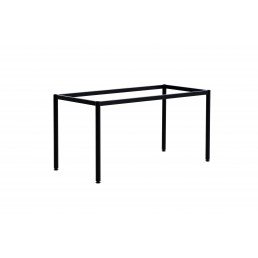Frame Only - Steel Frame Table Black  705H