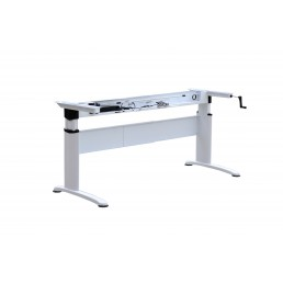 Frame Only - Electric Height Adjustable Desk Metal