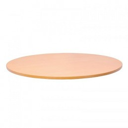 Table Top Only - Round Meeting Table Top 600mm