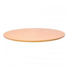 Table Top Only - Round Meeting Table Top 900mm